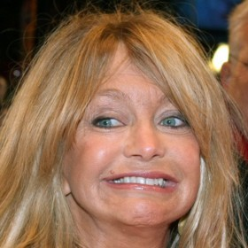 people : Goldie Hawn
