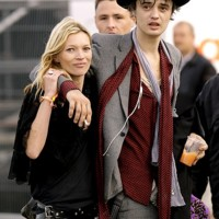 Photo : Kate Moss, Pete Doherty