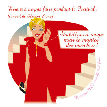 people : Le Festival de Cannes vu par Sharon Stone