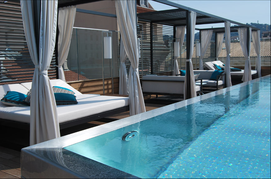 Spa by Cinq Mondes Five Cannes NEW