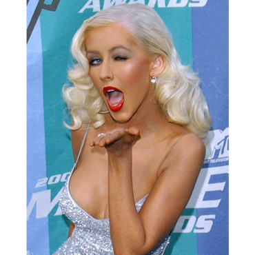 Christina Aguilera MTV Movie Awards 2006