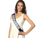 Miss Normandie à l'élection de Miss France 2014