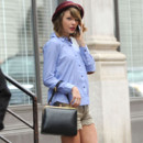 Look du jour : Taylor Swift en mode printanière à New York