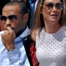 People : Thierry Henry et Nicole Merry