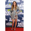 MTV Movie Awards Leighton Meester en Balmain