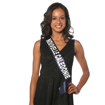 Miss Nouvelle-Calédonie à l'élection de Miss France 2014
