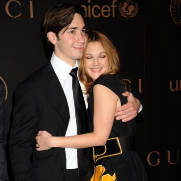people : Justin Long et Drew Barrymore