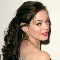 Photo : Rose McGowan