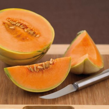 Le melon, un fruit d'été au top !