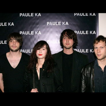 people : Les Ghostcat (groupe anglais)