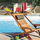 Bain de soleil, chaise longue, transat : quelles nouveauts en 2011 ?