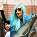 Grimaces de stars : Lady Gaga arrive aux Much Music Video Awards