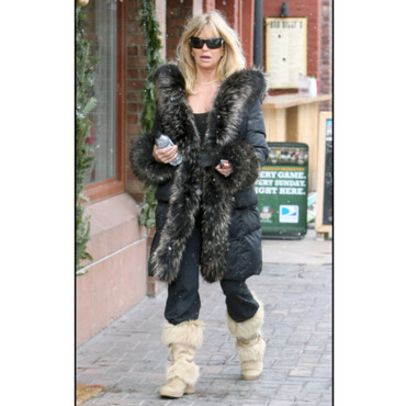 Mode hiver Goldie Hawn