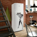 Le sticker frigidaire Pin Up de Izdif