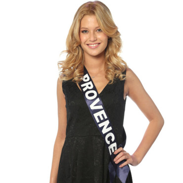 Miss Provence à l'élection de Miss France 2014