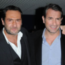 Jean Dujardin et Gilles Lellouche Les Infidles