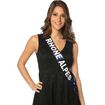 Miss Rhône-Alpes à l'élection de Miss France 2014