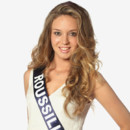 Miss Roussillon à l'élection de Miss France 2014