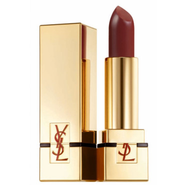 Rouge Pur Couture The Mats N°206 Grenat Satisfaction, Yves Saint Laurent