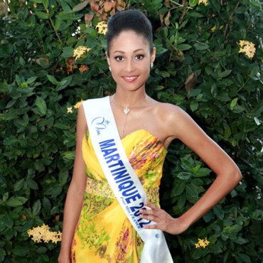 Candidates Miss France 2013 : Camille Rene, Miss Martinique 2012