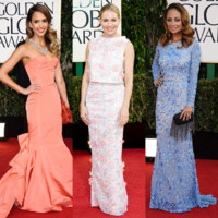 Golden Globes 2013 : zoom sur les plus belles robes de stars