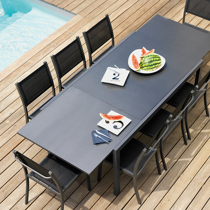 solde table de jardin castorama fauteuil de jardin en mtal cuba castorama with solde table de. Black Bedroom Furniture Sets. Home Design Ideas