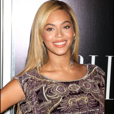 Beyoncé Knowles blonde