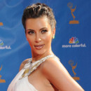 Kim Kardashian aux Emmy Awards 2010