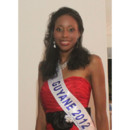 Candidates Miss France 2013 : Corinne Buzare, Miss Guyane 2012