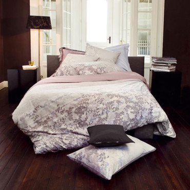 linge de lit pas cher jalla descamps luxe haut de gamme c t. Black Bedroom Furniture Sets. Home Design Ideas