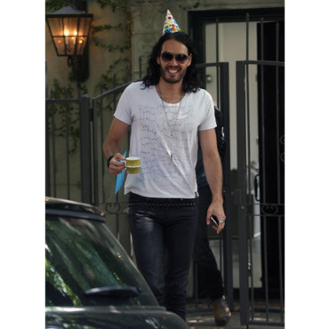 Russell Brand anniversaire
