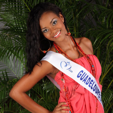 Candidates Miss France 2013 : Cynthia Tinedor, Miss Guadeloupe 2012