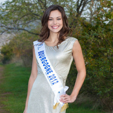Candidates Miss France 2013 : Marine Lorphelin, Miss Bourgogne 2012
