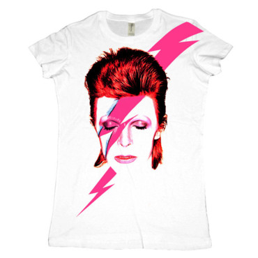 T shirt David Bowie sur Rock.com 15,29e
