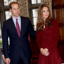 Kate Middleton et le prince William au Middle Temple à Londres