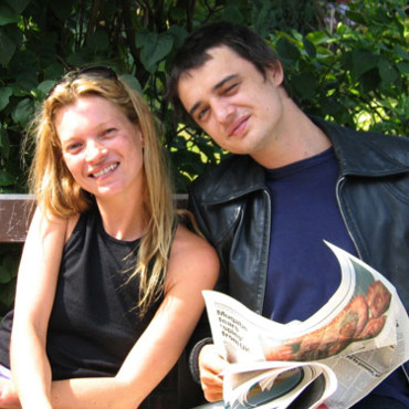 Kate Moss et Pete Doherty