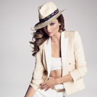 Mango : la collection été 2013 sublimée par Miranda Kerr