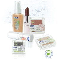 Mes envies maquillage printemps chez Nivea : la gamme Pure & Natural