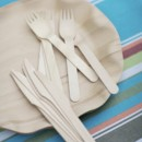 Woodies assiettes ambiance
