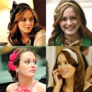 Leighton Meester- Blair Waldorf et ses headbands
