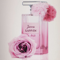Parfums printemps-été 2010 : Jeanne Lanvin la rose