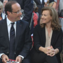 Valrie Trierweiler et Franois Hollande complices 