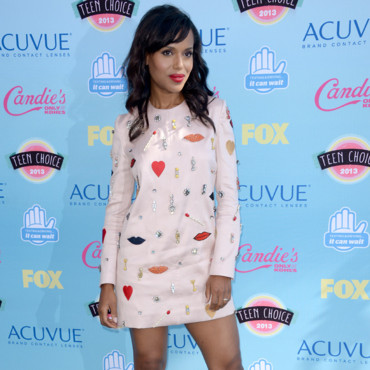 Kerry Washington au Teen Choice Awards a Los Angeles le 10 août 2013