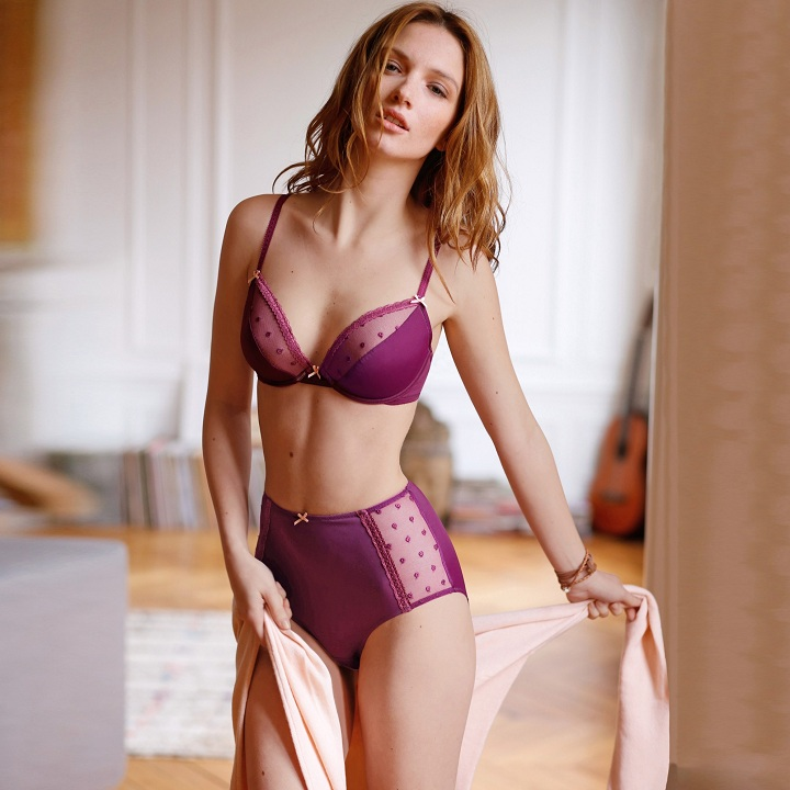 lingerie sexy taille haute