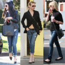 Demi Moore Reese Witherspoon et Renee Zellweger fans de 7 for all makind