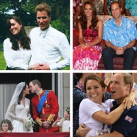 Kate Middleton et le prince William : retour sur leur conte de fées