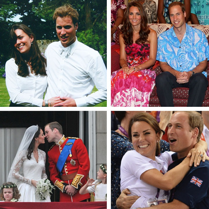 La v rit sur la rencontre entre le prince William et Kate Middleton