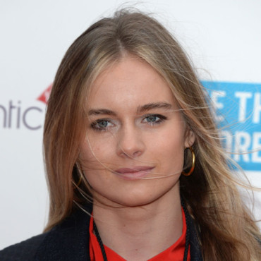 Cressida Bonas au WE Day, Wembley Arena, à Londres le 7 Mars 2014