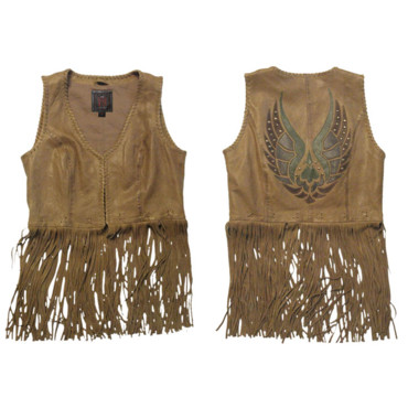 Gilet Hollywood Apache Redskins