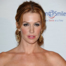 Poppy Montgomery blonde